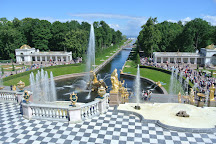 Summer Garden (Letny Sad) and Summer Palace of Peter I, St. Petersburg, Russia