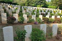 Trincomalee War Cemetery, Trincomalee, Sri Lanka