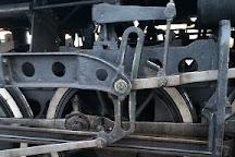 Alberta Prairie Railway Excursions, Stettler, Canada
