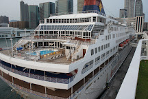 Ocean Terminal Deck, Hong Kong, China