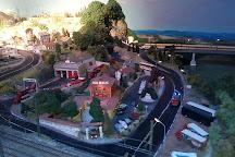 Miniature Train Museum of Châtillon sur Chalaronne, Chatillon-sur-Chalaronne, France