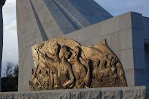 Arch of Reunification, Pyongyang, North Korea