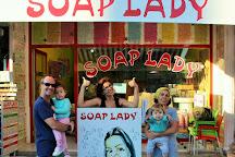 Soap Lady Oludeniz, Oludeniz, Turkey