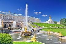 Beautiful Time, St. Petersburg, Russia