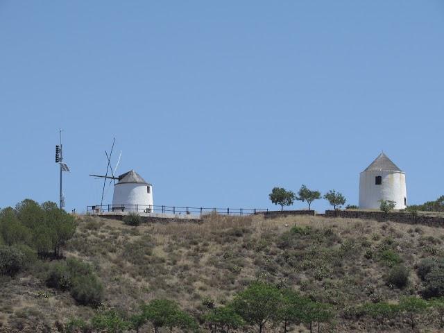 Molinos de viento del Bajo Guadiana