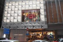 Harvey Nichols Store (Central), Hong Kong, China