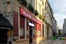 Theatre Espace Marais, Paris, France