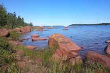 Bjuroklubbs Naturreservat, Lovanger, Sweden