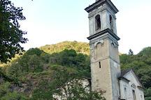 Orrido di sant'anna, Cannobio, Italy