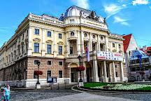 Michael's Gate (Michalska brana), Bratislava, Slovakia
