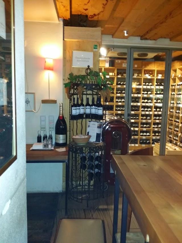 The Wine Bar at Julius Meinl