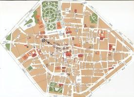 Albergo Ariosto Map Reggio Emilia Italy Mapcarta