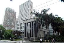 Mario de Andrade Library, Sao Paulo, Brazil
