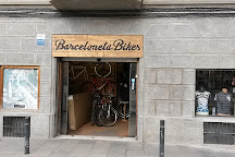 Barceloneta E-Bikes, Barcelona, Spain