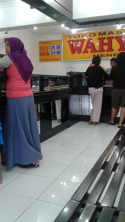 Toko Mas Wahyu Rejo Jawa Timur 62 31 8670049