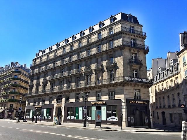 BNP Paribas Banque Privée - Centre Banque Privée Opera