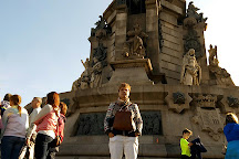 Columbus Monument, Barcelona, Spain