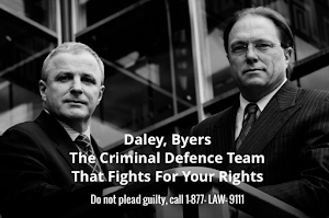 Daley Byers - Oakville Criminal Lawyers