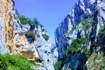Parc Naturel Regional du Verdon, Moustiers Sainte-Marie, France