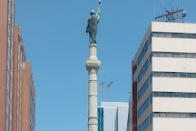 The  Soldiers Sailors Monument, Allentown, United States