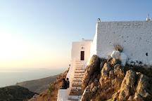 Chapel of Profitis Ilias, Patmos, Greece