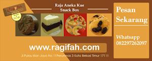 Ragifah Catering Harian / Aqiqah / Snack Box / Nasi Box