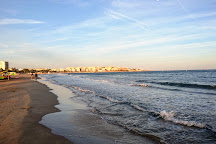 Llevant Beach, Salou, Spain