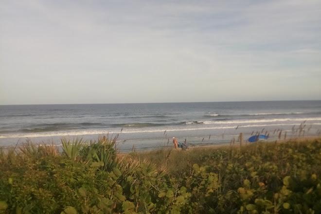 Apollo Beach, New Smyrna Beach, United States