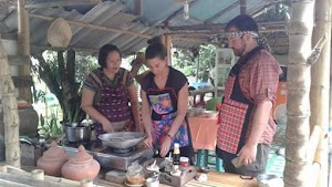 Auntie Orn's Organic family cooking