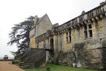 Le Chateau de Fenelon, Sainte Mondane, France