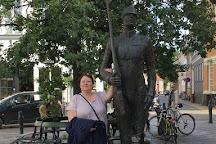 The Steadfast Tin Soldier, Odense, Denmark