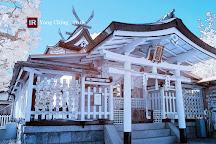 Azumamaro Shrine, Fushimi, Japan