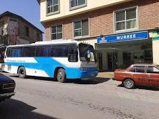 Daewoo Bus Service murree