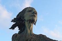 Monumento a la Madre del emigrante, Gijon, Spain