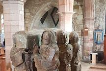 Lindisfarne Priory, Holy Island, United Kingdom