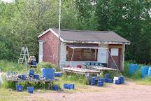 The Blue Point Amethyst Mine, Thunder Bay, Canada