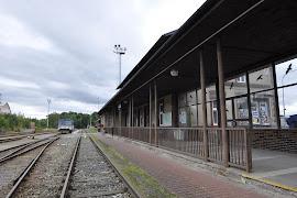 Железнодорожная станция  Vrchlabi