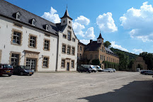 Grand-Chateau d'Ansembourg, Ansembourg, Luxembourg