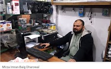 Alkhair Computer And Sharaz Hasen Dezin Sialkot