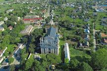 The Holy Trinity Collegiate Church, Olyka, Ukraine