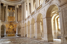 The Royal Chapel, Versailles, France