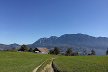 Egelsee, Unterach am Attersee, Austria