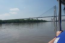 Saigon River, Ho Chi Minh City, Vietnam