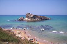 Spiaggia della Rocca di San Nicola, Licata, Italy