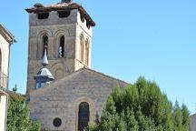 Iglesia de los Santos Justo y Pastor, Segovia, Spain