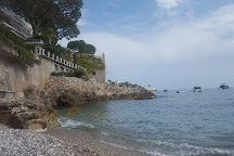 Eze Sur Mer Strand, Eze, France