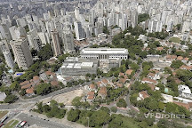 Teatro da FAAP, Sao Paulo, Brazil