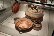 The Corinne Mamane Museum of Philistine Culture, Ashdod, Israel