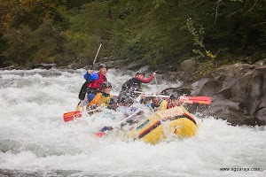 aguaraja canoeing and rafting