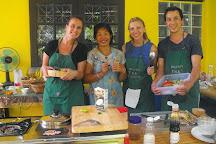 Organic Thai Cooking school, Rawai, Thailand
